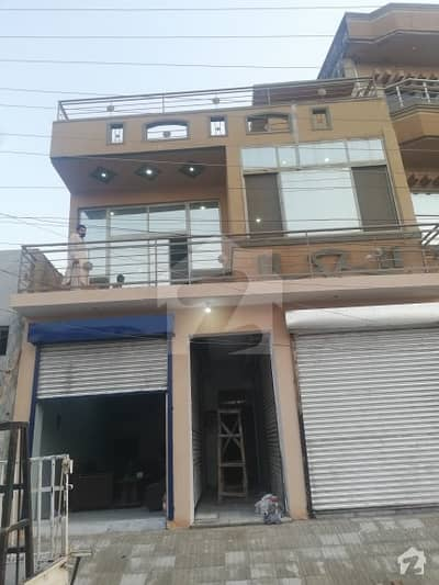 3 Marla Double Storry Commercial House For Sale