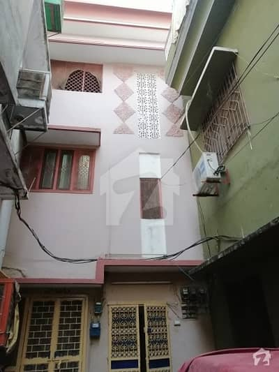 Triple Storey House Of 1350  Square Feet In Kartar Pura For Sale