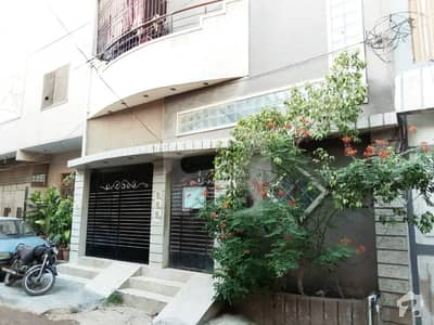 Bufferzone 15-A/1 Fully Furnished 3rd Portion  With Roof  Portion Near To Haroon Shopping Center Is Available For Sale In Prime Location Of  Harooon Shopping Center