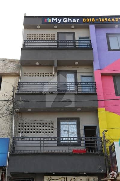 ڈیفینس ویو سوسائٹی کراچی میں 1 کمرے کا 0.44 مرلہ کمرہ 18 ہزار میں کرایہ پر دستیاب ہے۔