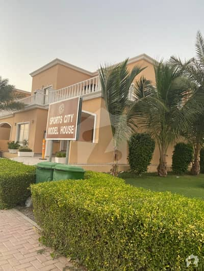350 Square Yard Luxury Ready To Move Villa In Bahria Town Karachi Sports City