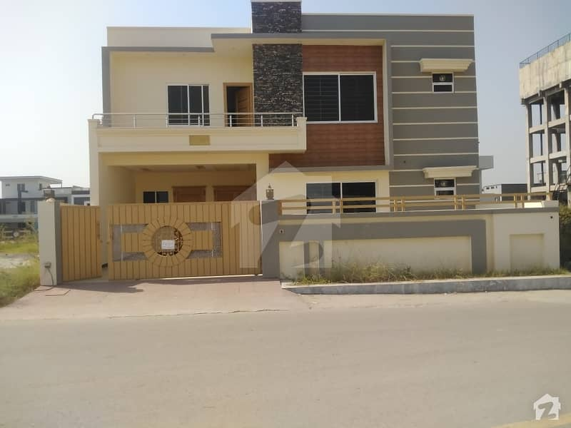 House Is Available For Sale In Cbr Town Islamabad