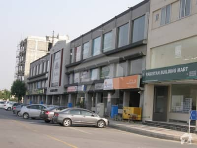 Best For Bank And Brands Ground Floor Corner Hall 715 Square Feet On 240 Feet Main Boulevard Commercial For Rent In Central District Bahria Orchard Lahore