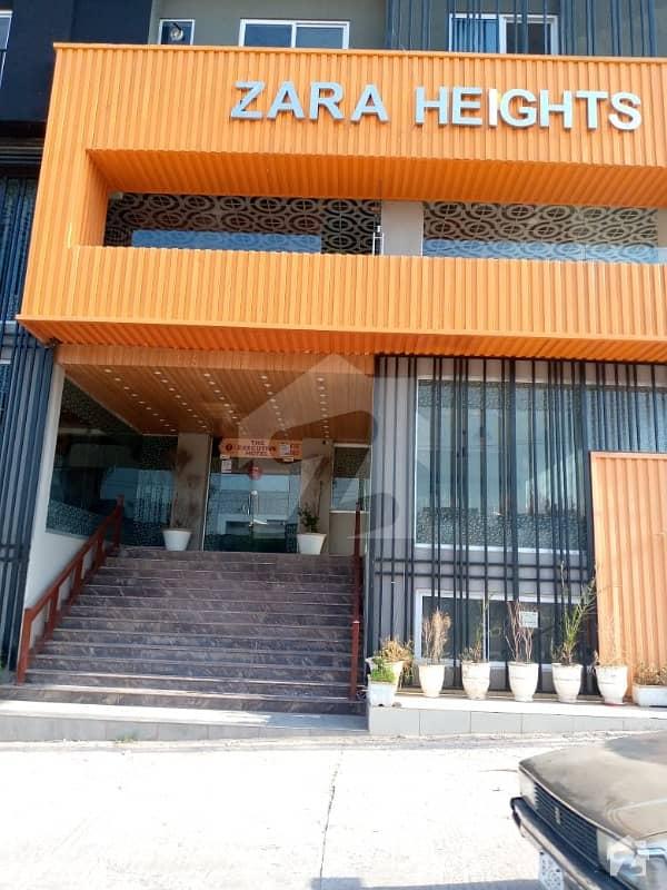 ایچ ۔ 13 اسلام آباد میں 4 مرلہ فلیٹ 70 لاکھ میں برائے فروخت۔