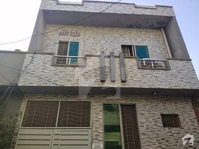 3 Marla Double Storey House Nishtar Colony