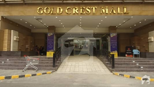 1627 Sq Feet Apartment For Sale In Gold Crest Grand Mall and Residency