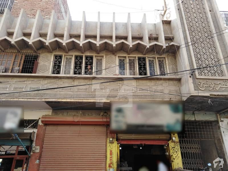 1540 Sq Feet Flat & Shop For Sale Available At Latifabad No 8,, Hyderabad