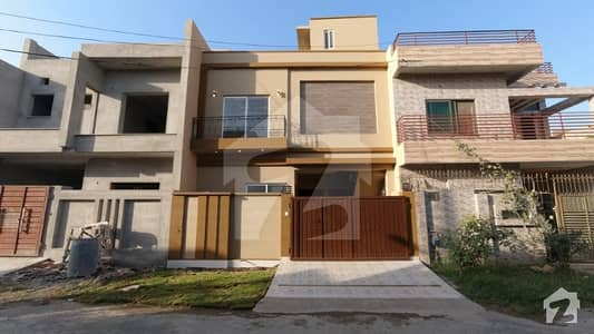 5 Marla Double Unit Brand New Luxury House For Sale In Formanites Hosing Scheme Lahore
