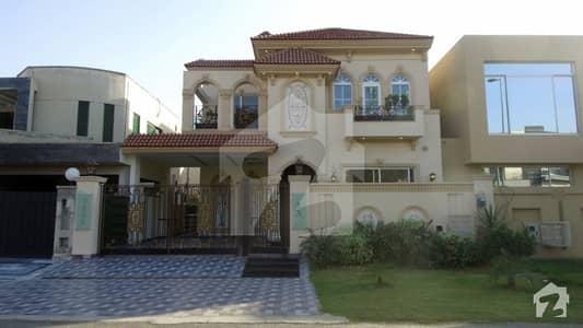 ڈی ایچ اے فیز 5 - بلاک ایل فیز 5 ڈیفنس (ڈی ایچ اے) لاہور میں 5 کمروں کا 10 مرلہ مکان 4.25 کروڑ میں برائے فروخت۔