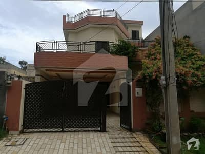 12 Marla Double Storey Home 5 Bed Tv D/D For Sale In Johar Town Near Kanal Road