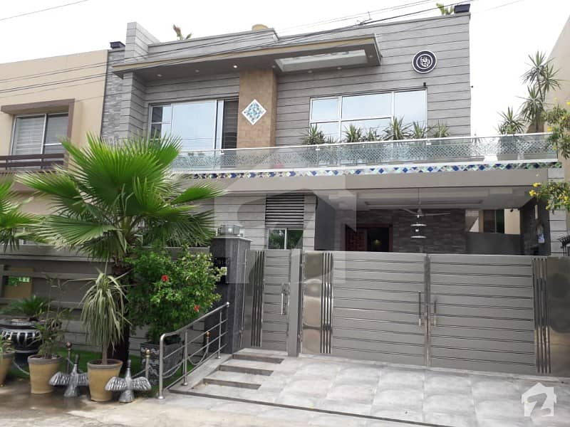 10 Marla 2 Years Old House For Sale In State Life Housing Society Phase 1 Block G