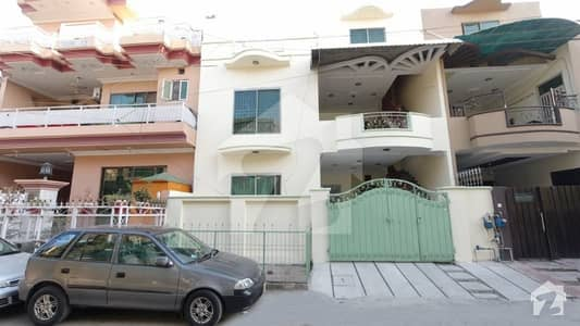 7 Marla Double Storey House For Sale In Mustafa Town Lahore