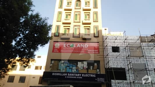 5 Marla Five Floor Commercial Plaza For Sale In Bahria Town Sector C Lahore