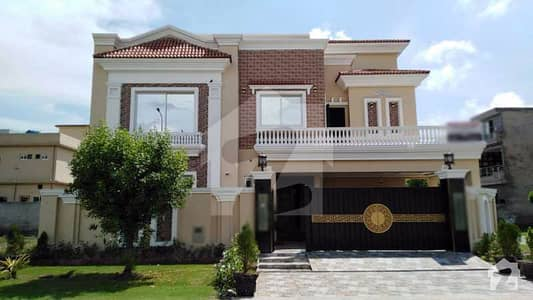 15.5 Marla Brand New Corner House For Sale In Rose Block Of Park View Villas Lahore