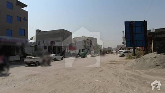 2.7-Marla Commercial Plot For Sale In An Ideal Location Of Ghauri Town Phase 7 Islamabad