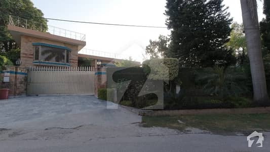 Spacious House Sized 2 Kanal in Westridge 1 Race Course Society Rawalpindi