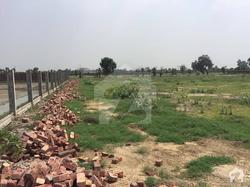 Royal Inn Farms Offers Farm House Land Plot For Sale On Barki Road 7 Km From Dha