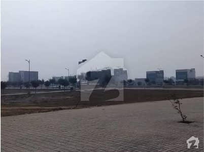 4 Marla Commercial Plot In Heart Of Dha 9 Town Block E Best Investment