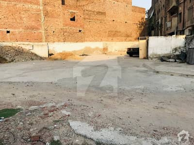 66 Marla Commercial Plot For Sale Jail Road Lahore