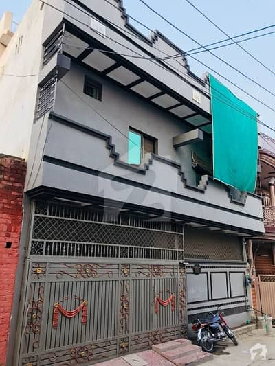 6 Marla Triple Storey House For Sale In Naseerabad