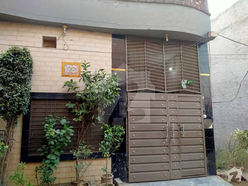 3 Marla House For Sale In A Block
