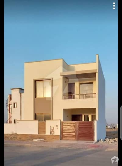 3 or 4 Bedroom House On Easy Installment In Bahria Town Karachi