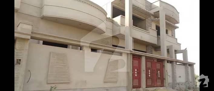 Main Jinnah Avenue Malir Cantt Road Gulshan-e-mehran Sector 2b Ready Structure Available