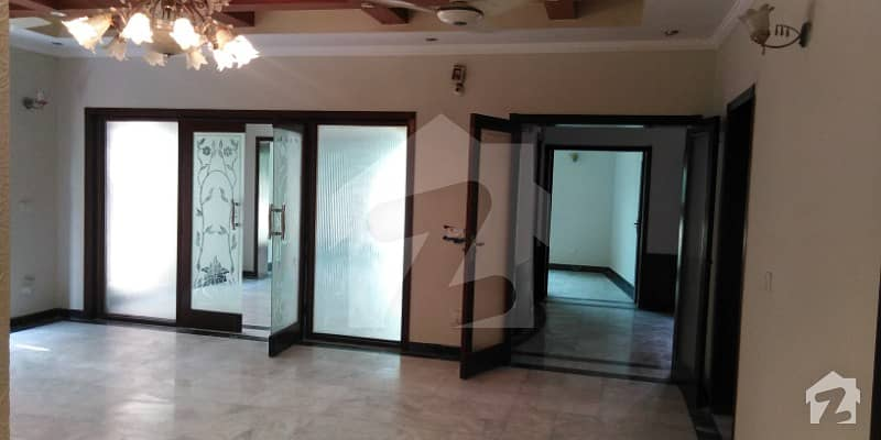 1 Kanal Lower Portion  For Rent DHA Phase 4