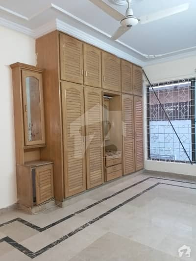 F-11 4 Prime Location Beautiful New 500 Sq Yards Upper Portion Available For Rent Complete Marble Flooring 3 Bed Rooms 3 Bath Rooms Dinning  Tv Lounge Kitchen
