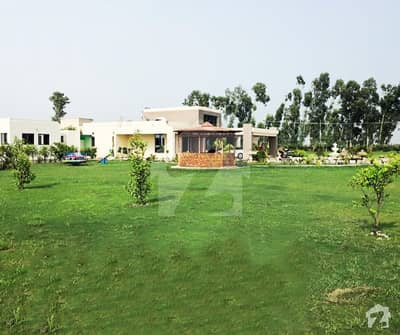 4 Kanal Farm House Is Available For Sale On Main Barki Road Lahore