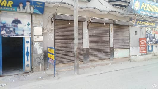 15 Marla Building For Sale In Yousaf Abad Near Ring Road And Dalazak Road