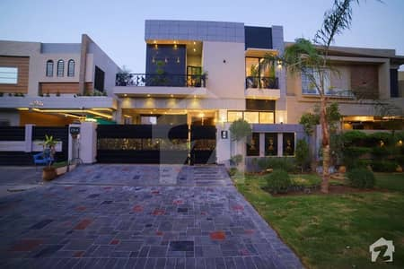10 Marla Brand New Mazhar Munir Design Bungalow For Sale In Dha Phase 5 Lahore