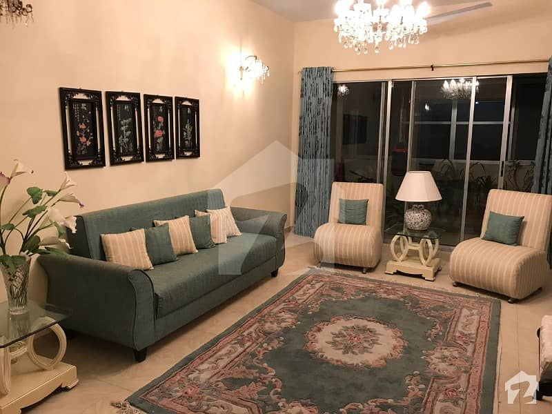 3 Bed Flat Available For Sale In Peaceful Vicinity Of Kda Scheme 1