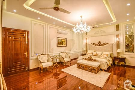 One Kanal Brand New Full Furnished With Basement Spanish Villa At Top Location Near Park Jalal Sons Ideal Location