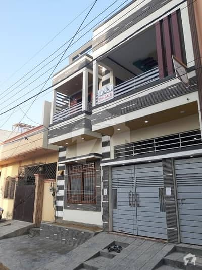 120 Sq Yards West Open 35 Ft Wide Road Facing At Saadi Town Blk 5