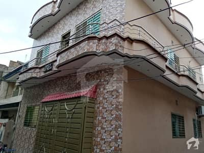 5 Marla New Double Storey Corner House Available For Sale