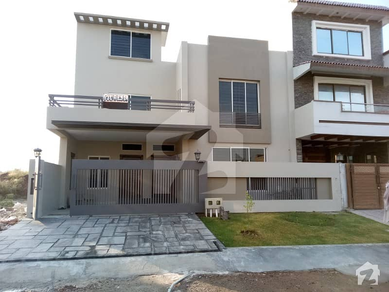 272 Sqrd Brand New House available for Sale in D12 Near to Markaz