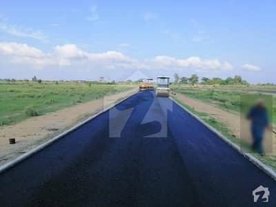 1 Kanal Plot For On 75 Feet Road