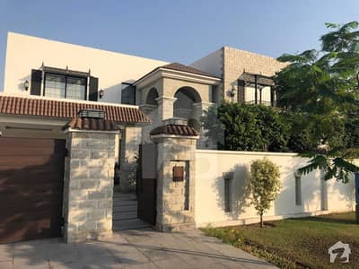 2 Kanal Brand New Beautiful Luxurious Villa Excellent Location