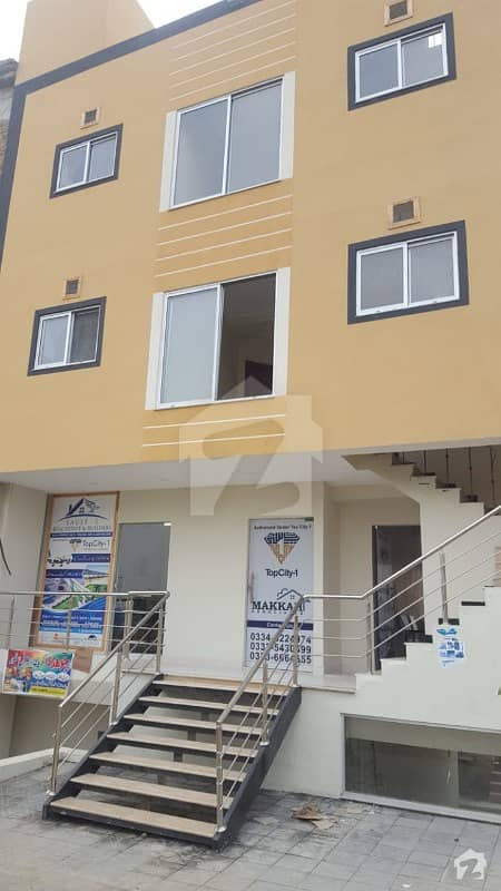 Ground Floor Shop For Sale In Top City Islamabad