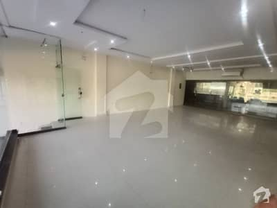 Ground Floor Corner Hall 715 Square Feet On 240 Feet Main Boulevard Commercial Shop For Sale In Central District Bahria Orchard Lahore