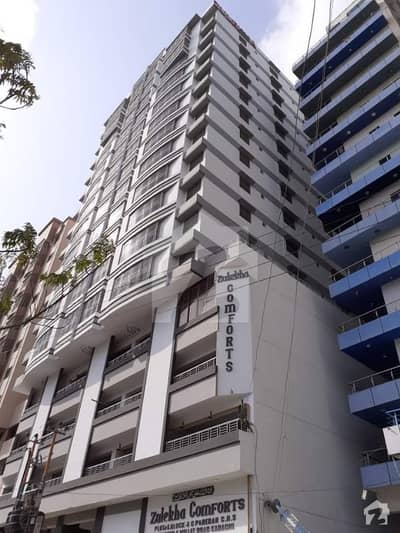 Flat For Sale In Beautiful Shaheed Millat Road