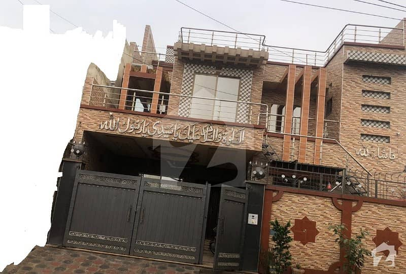 Double Storey House For Sale Situated In Millat Town