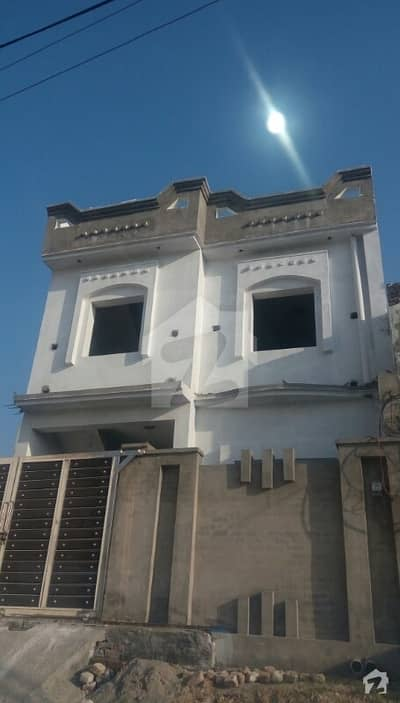 Ashraf Town Brand New Double Storey  House For Sale