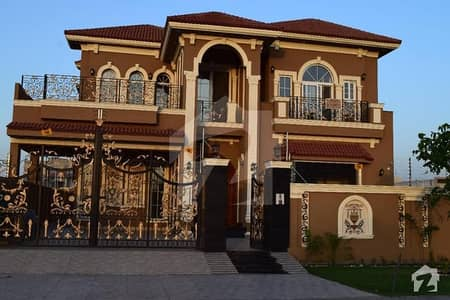 1 Kanal Brand New House In T Block Phase 7 Dha Lahore