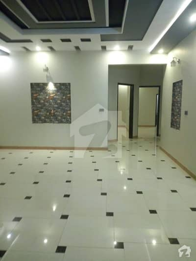 500 Yards Brand New First Floor Portion For Rent With 3 Bed