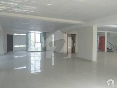 3000sqft space available for rent in F-7 Markaz