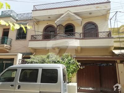 1080  Square Feet House Is Available In Rashid Minhas Road