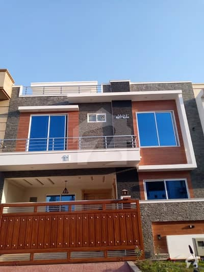 7 Marla Brand New Luxury Spanish House For Sale In G-13 Islamabad