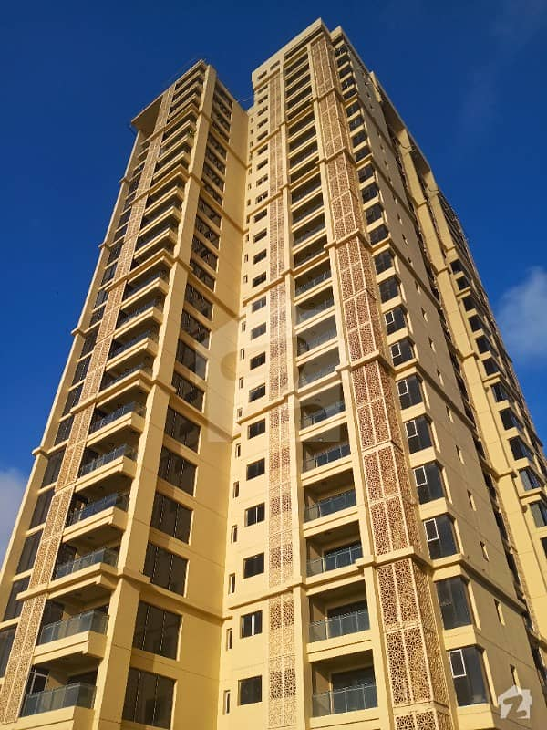Brand New 2 Bed Room With Maid Room Apartment Is Available For Rent In Emaar Crescent Bay Karachi